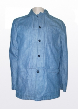 Denim Bulletproof Jacket FBJ003