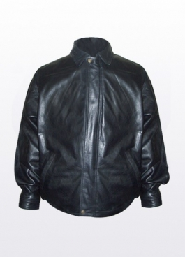 Leather Bulletproof Jacket FBJ005