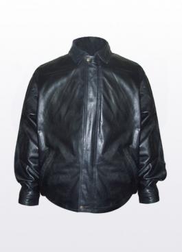 Leather Bulletproof Jacket FBJ005