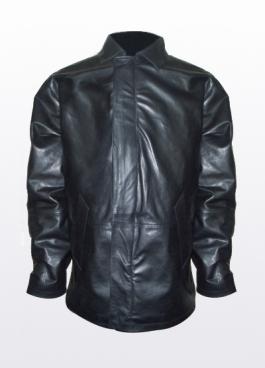Leather Bulletproof Jacket FBJ006