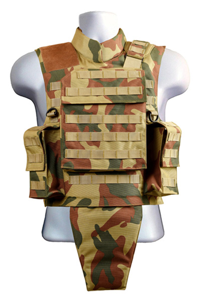 Combat Bulletproof jacket