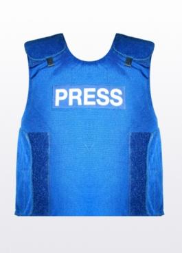 Bulletproof Reporter Vest